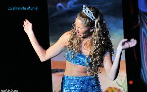 La sirenita Muriel