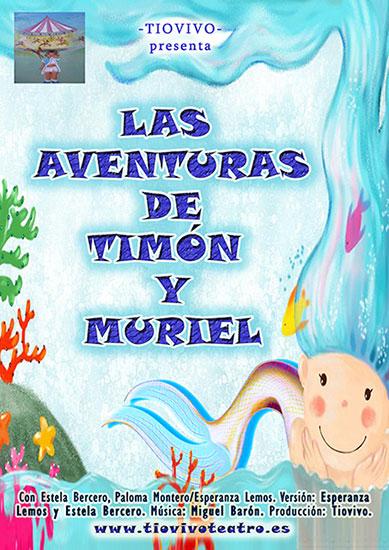 Las-aventuras-de-Timon-y-Muriel-(Cartel)