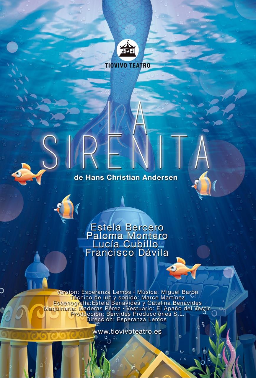 La Sirenita @ Teatro Arlequín Gran Vía | Madrid | Comunidad de Madrid | España